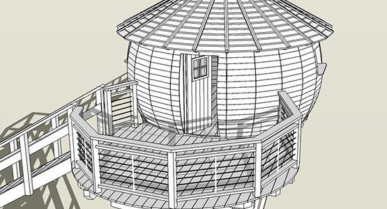 Cabane du Nidoux