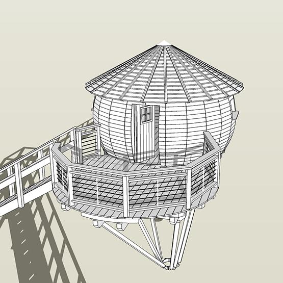 cabane du nidoux constructeur de cabane dans les arbres. Black Bedroom Furniture Sets. Home Design Ideas