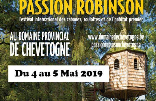 Salon Passion Robinson Du 4 Au 5 Mai 2019