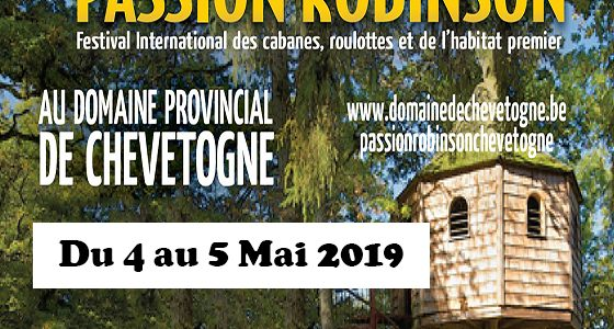 Salon Passion Robinson Du 4 Au 5 Mai 2019